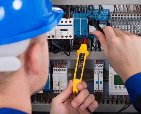 Commercial electrician in Richmond VA