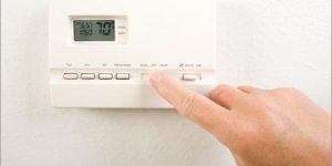 Thermostat phoot